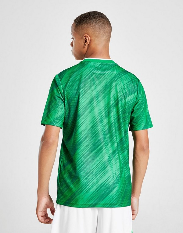 adidas Northern Ireland 2020 Home Shirt Junior