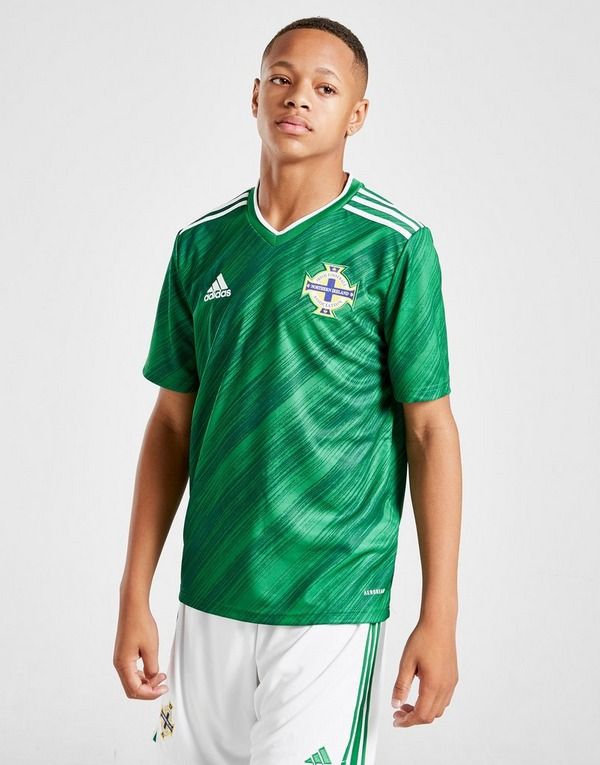 adidas Northern Ireland 2020 Home Shirt Junior PRE ORDER