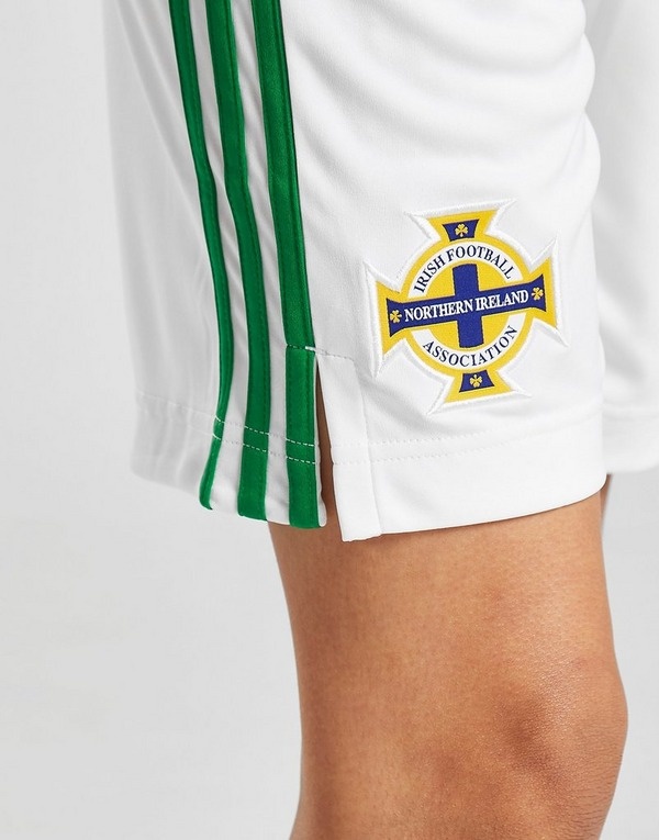 adidas Northern Ireland 2020 Home Shorts Junior