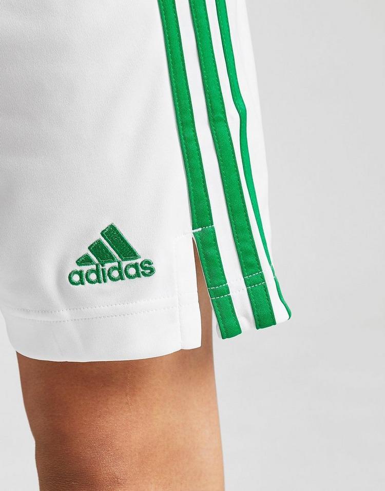 adidas Northern Ireland 2020 Home Shorts Junior