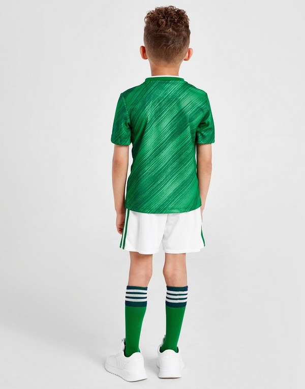 adidas Northern Ireland 2020 Home Kit Children