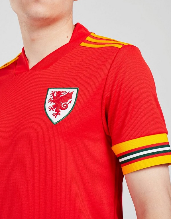 adidas Wales 2020 Home Shirt PRE ORDER