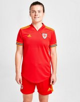 adidas Wales 2020 Home Shirt Women's