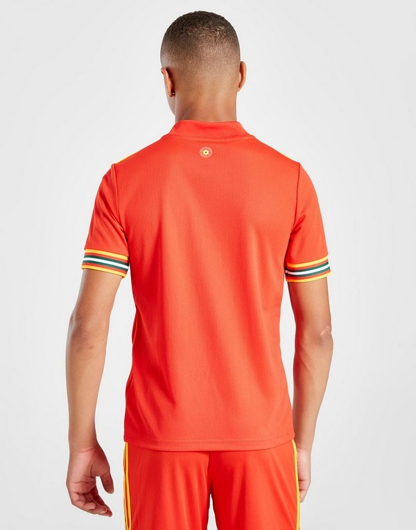 adidas Wales 2020 Home Shirt Junior