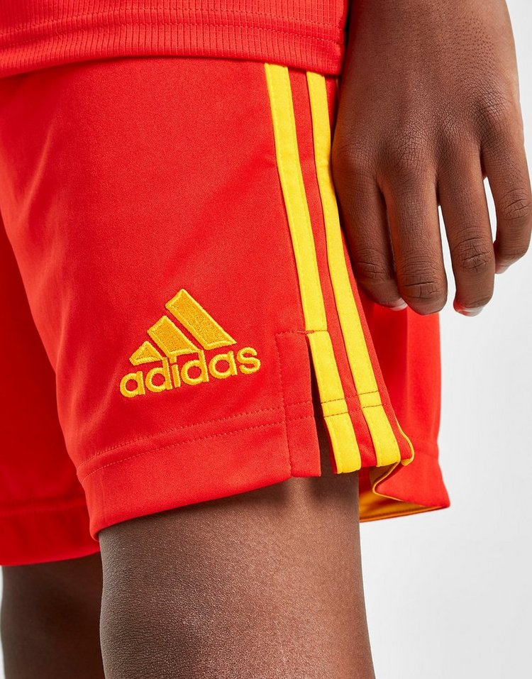 adidas Wales 2020 Home Shorts Junior