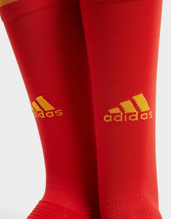 adidas Wales 2020 Home Socks Junior