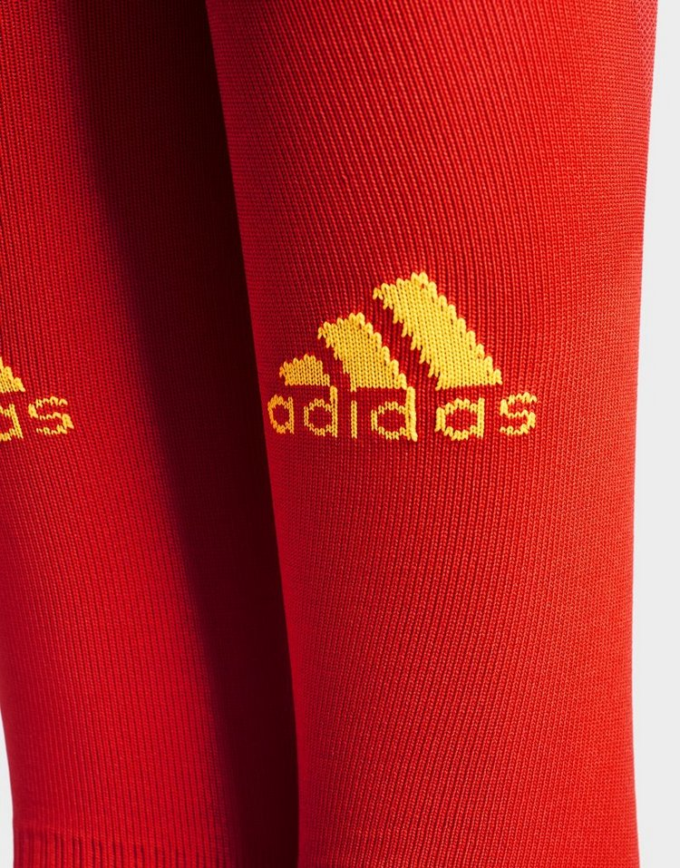 adidas Wales 2020 Home Socks Junior