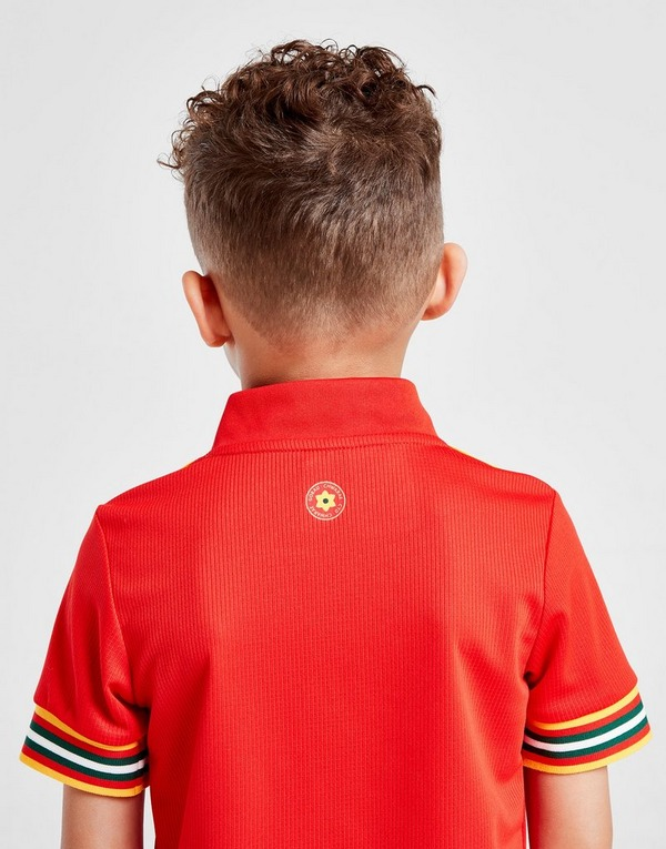 adidas Wales 2020 Home Kit Children PRE ORDER