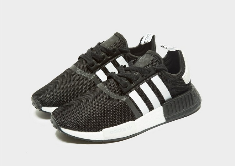 Buy Black adidas Originals NMD_R1 Junior | JD Sports