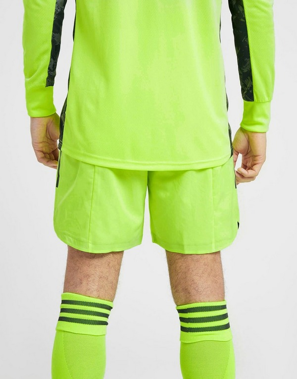 adidas Wales 2020 Home Goalkeeper Shorts