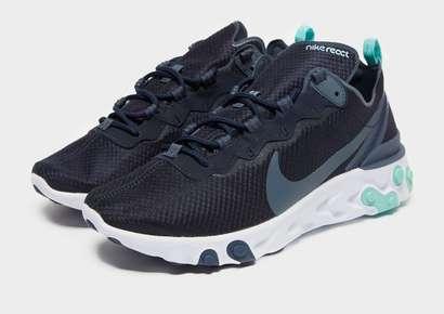 premium selection bc876 e57be £115.00 Nike React Element 55. £130.00 Nike Air Max ...