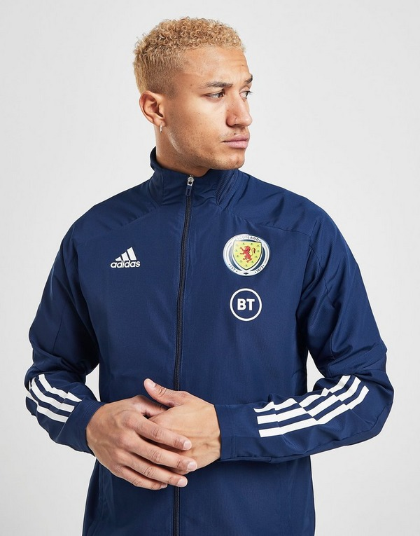 adidas Scotland Condivo 20 Presentation Jacket