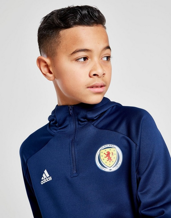 adidas Scotland Condivo 20 Track Hoodie Junior