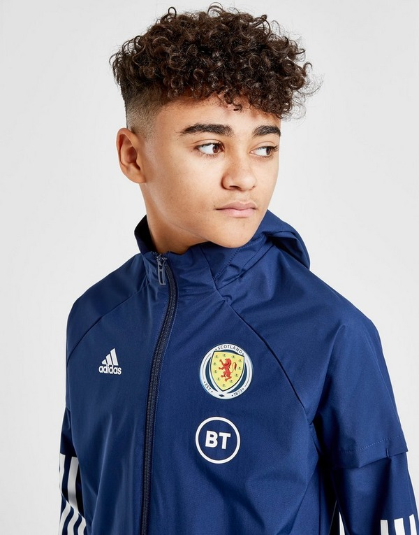 adidas Scotland Condivo 20 All-Weather Jacket Junior