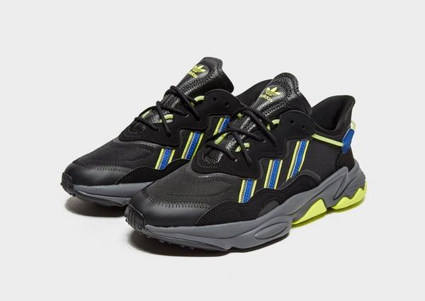 Buy Black adidas Originals Ozweego | JD Sports