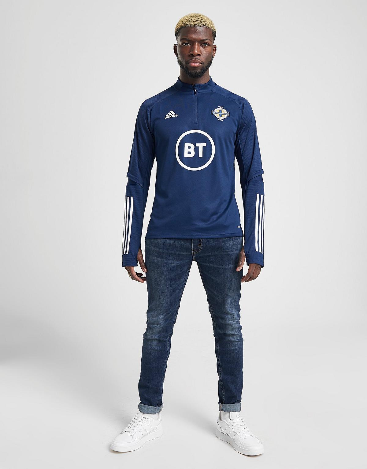 Adidas Northern Ireland Condivo 20 1/2 Zip Top
