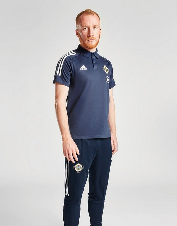 adidas Northern Ireland Condivo 20 Polo Shirt
