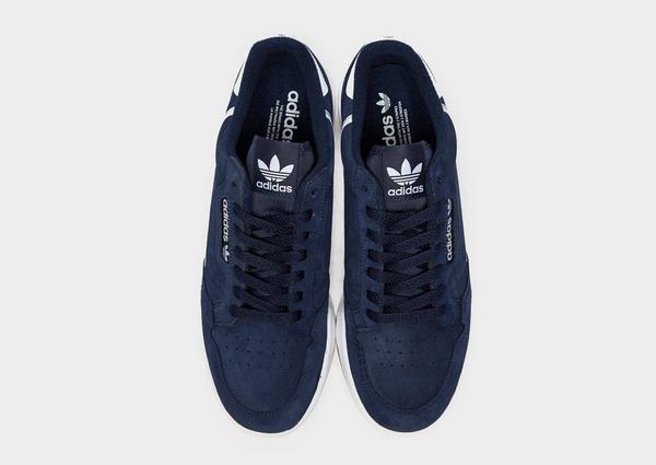 Buy Blue adidas Originals Continental 80 | JD Sports