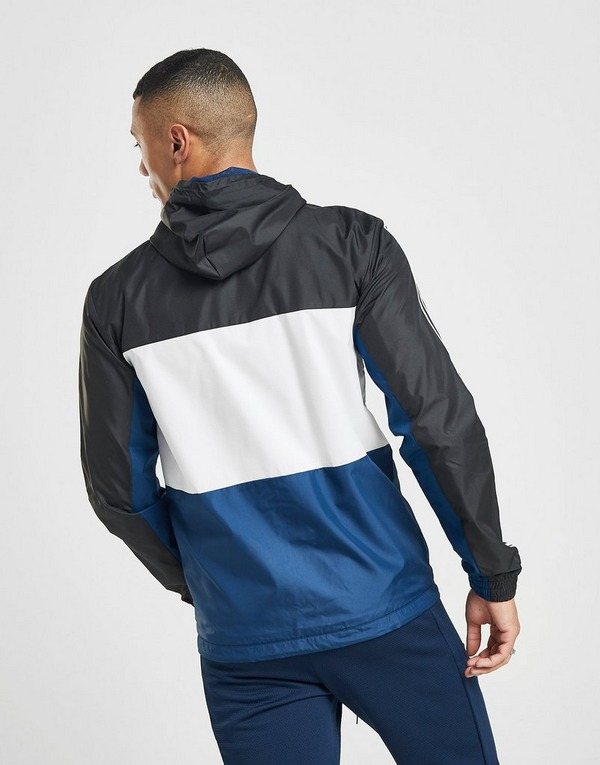Acheter Bleu adidas Originals Veste Coupe Vent ID96 | JD Sports