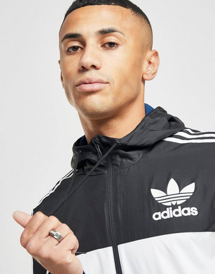 Buy Blue adidas Originals ID96 Windbreaker Jacket | JD Sports