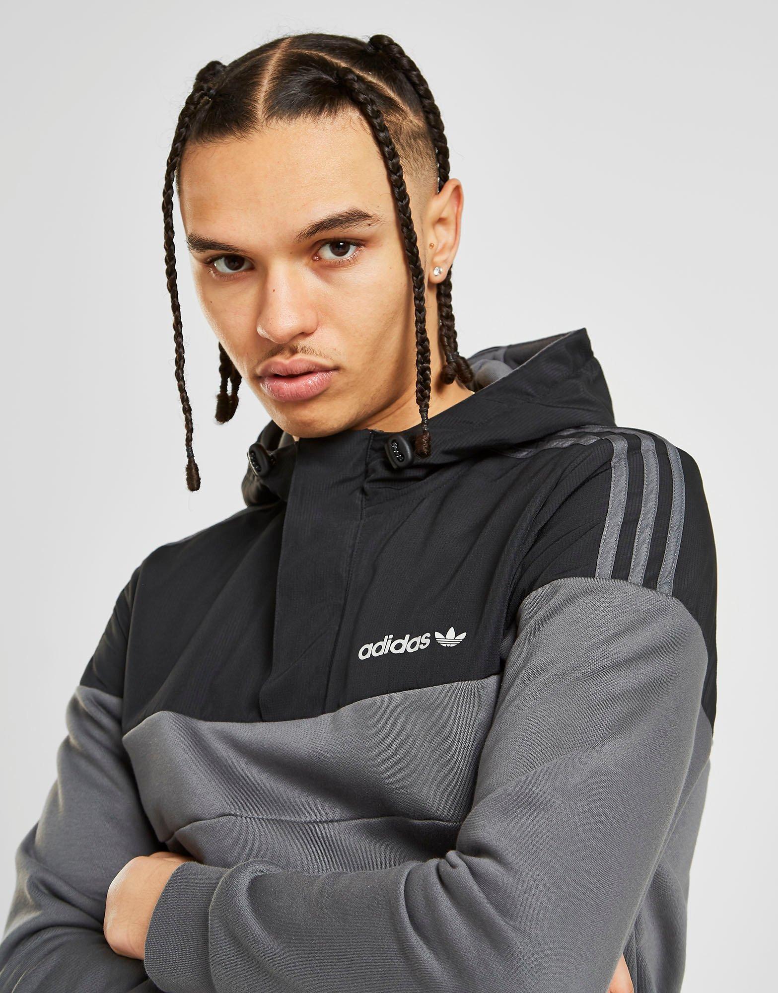 adidas Originals Strun 14 Zip Hoodie Heren | JD Sports