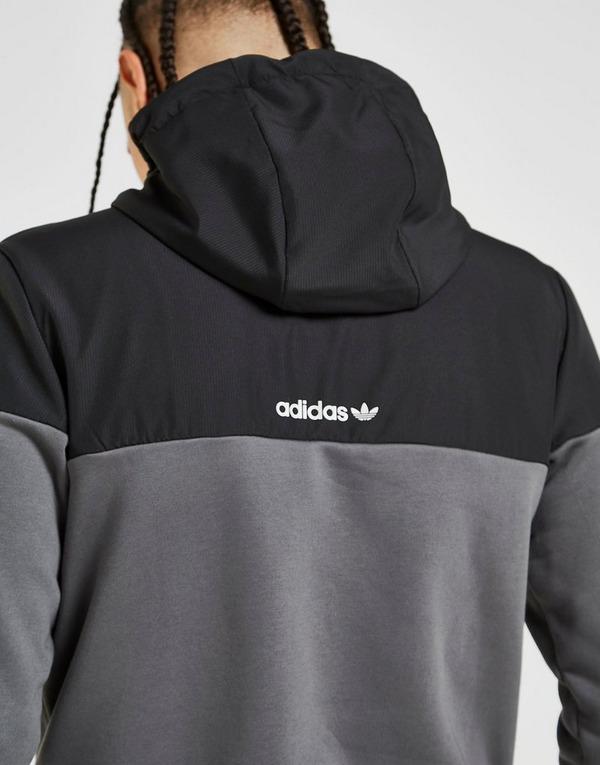 Shop den adidas Originals Hoodie Herren in Grau | JD Sports