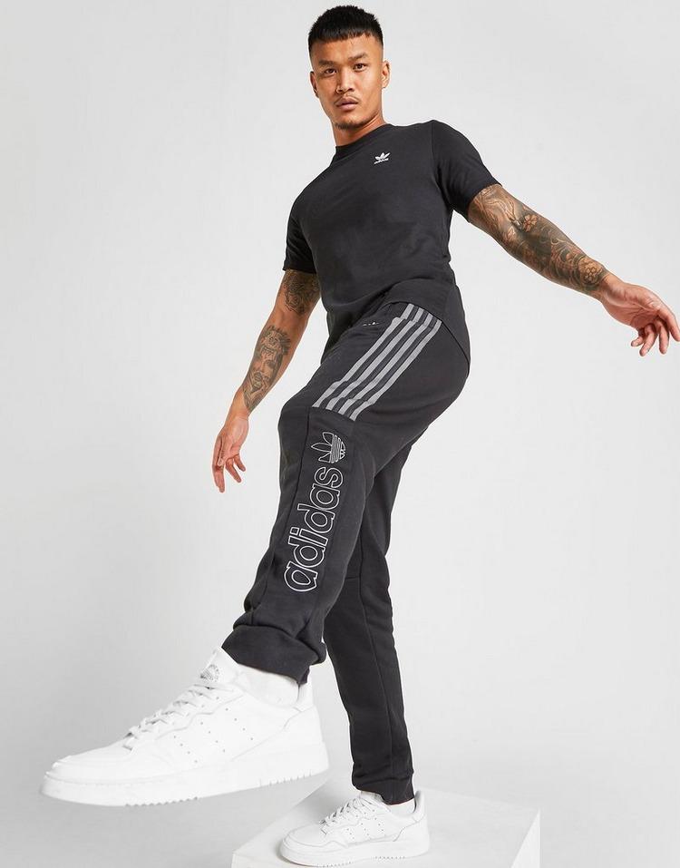 new men's adidas originals real madrid superstar track pants