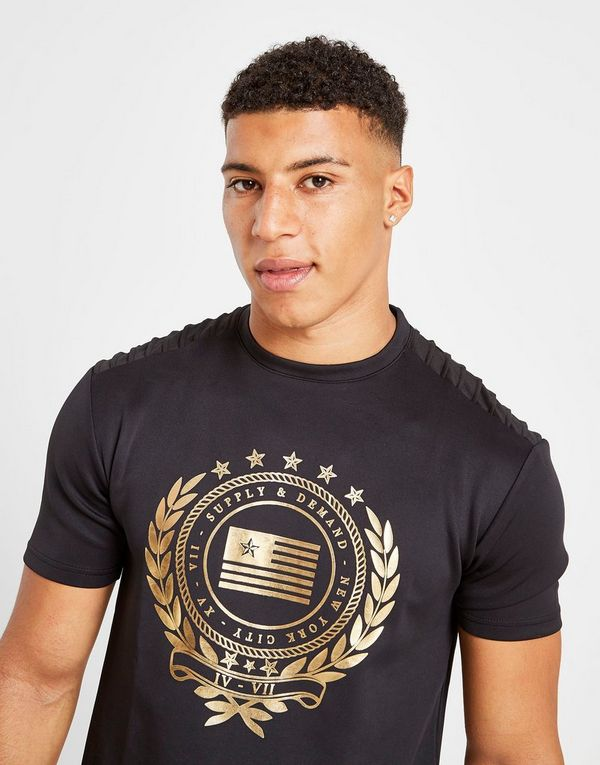 Supply & Demand Glass T-Shirt