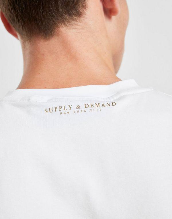 Supply & Demand Roller Split T-Shirt