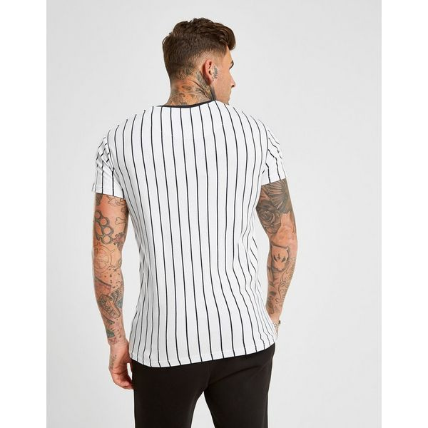 Fresh Couture Brousse Pinstripe T-Shirt