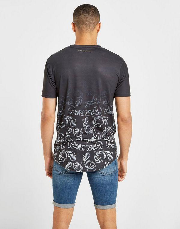 Supply & Demand camiseta Tour Fade