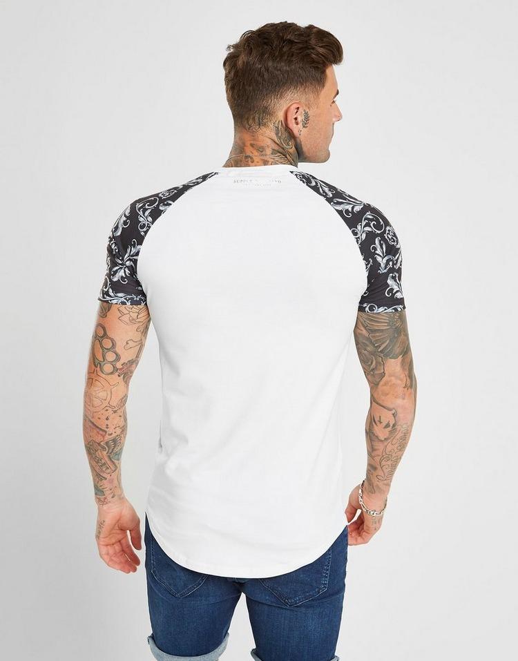 Supply & Demand Tour Block T-Shirt