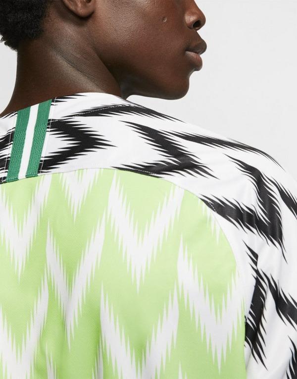 Nike Nigeria WWC 2019 Home Shirt