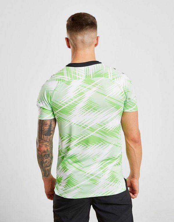 size 40 03eef cb26f Nike Nigeria WWC Short Sleeve Squad Shirt | JD Sports