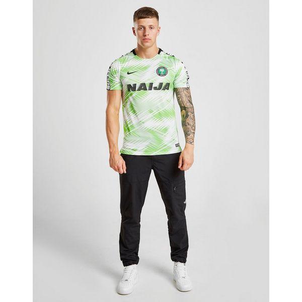 Nike Nigeria WWC Short Sleeve Squad Shirt