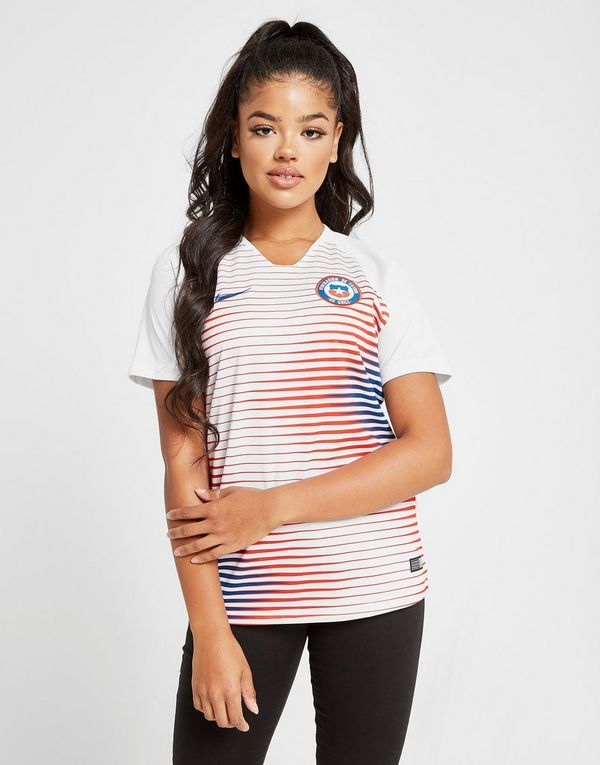 Nike Chile WWC 2019 Away Shirt Women's