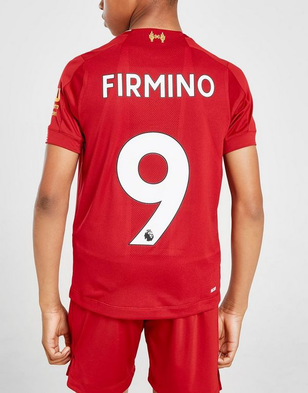 save off a394d 2e9c5 New Balance Liverpool FC 2019/20 Firmino #9 Home Shirt ...