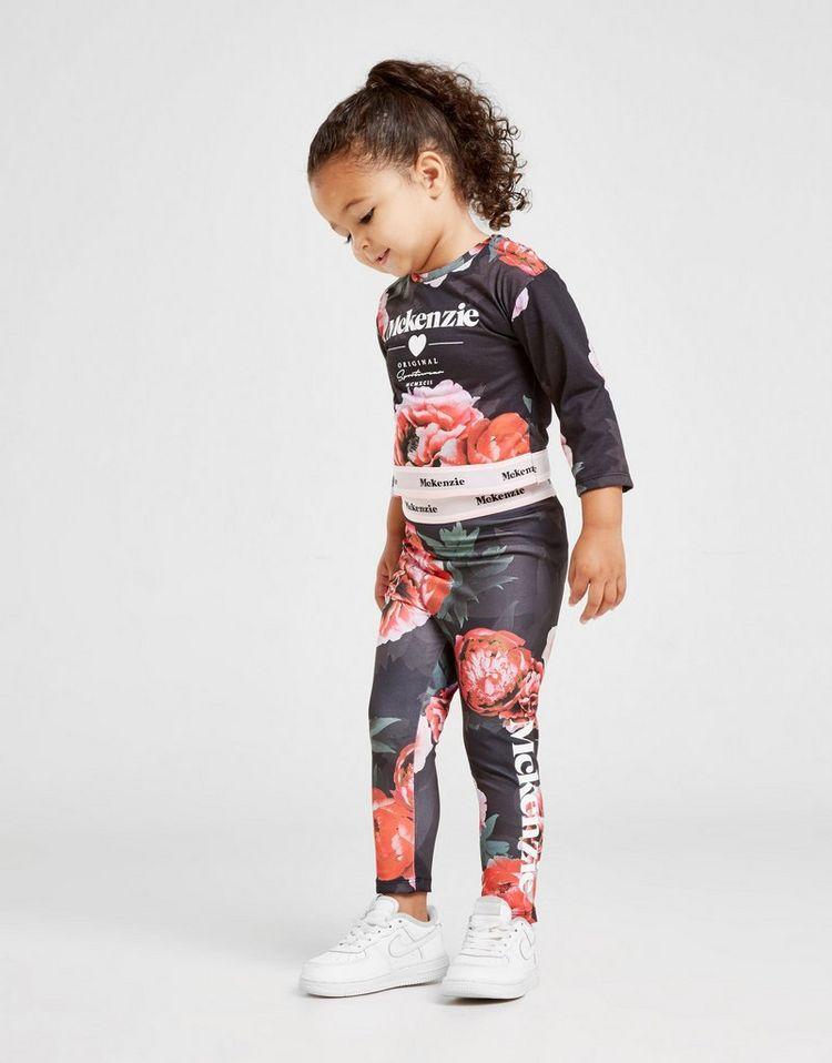 McKenzie conjunto camiseta/leggings Girls' Juniper para bebé