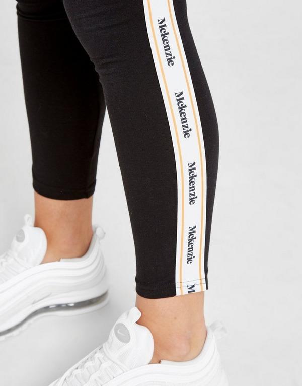 McKenzie Girls' Celine Tape Leggings Junior