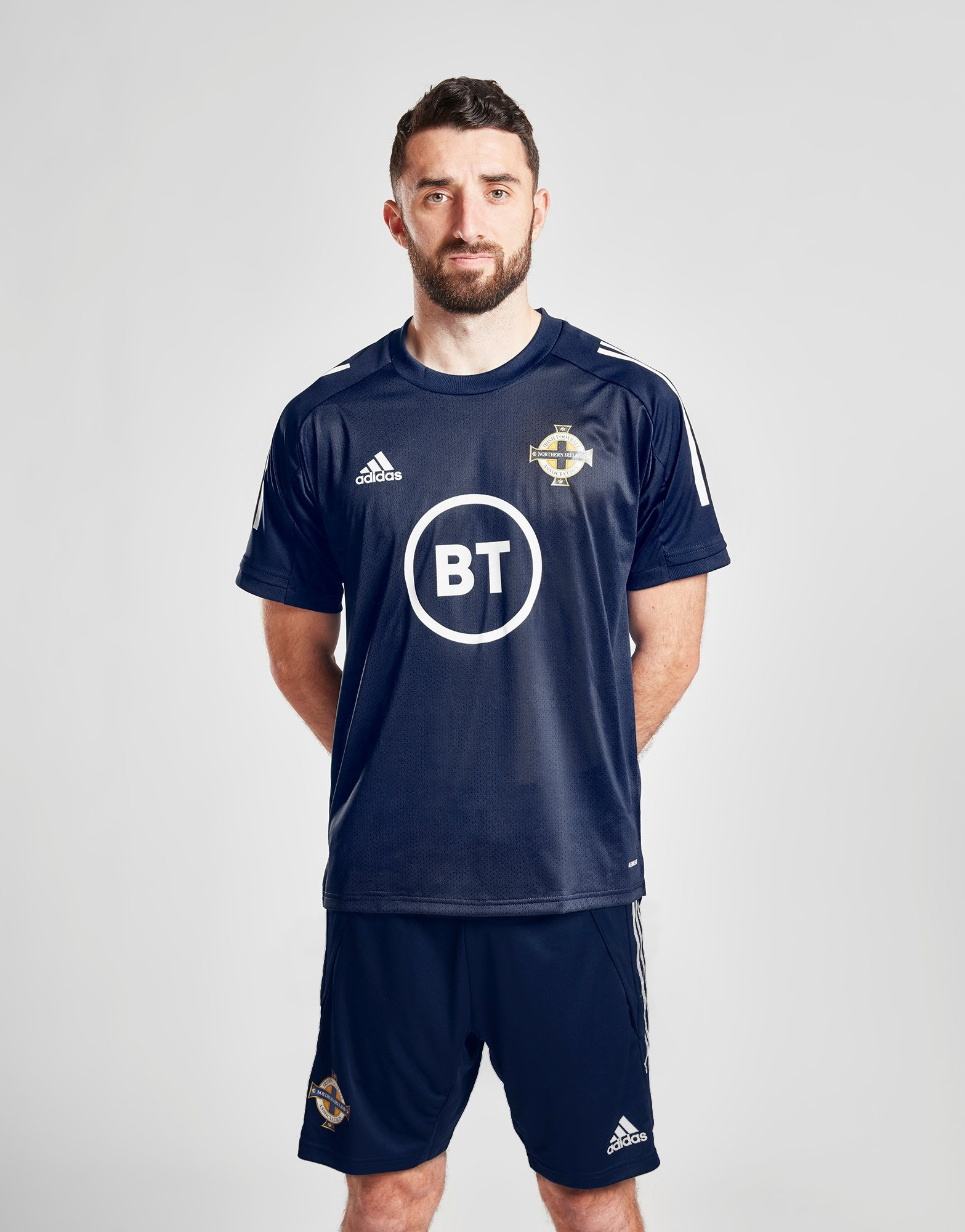adidas Northern Ireland Condivo 20 Training Shirt | JD Sports
