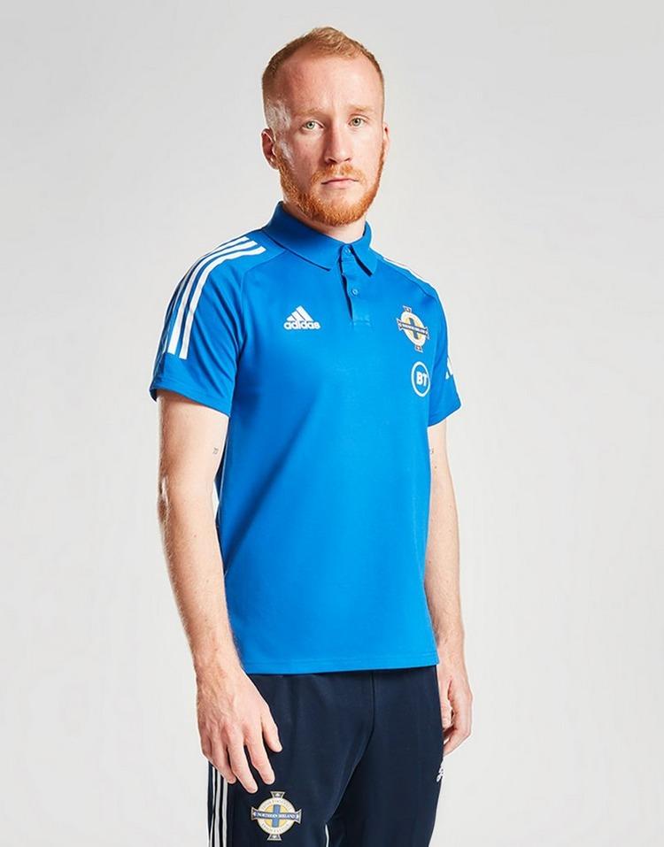 adidas Northern Ireland Condivo 20 Polo Shirt   JD Sports