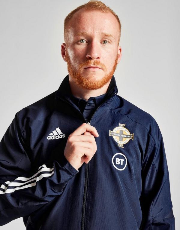 adidas Northern Ireland Condivo 20 Presentation Jacket