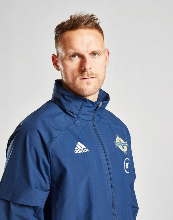 adidas Northern Ireland Condivo 20 All-Weather Jacket