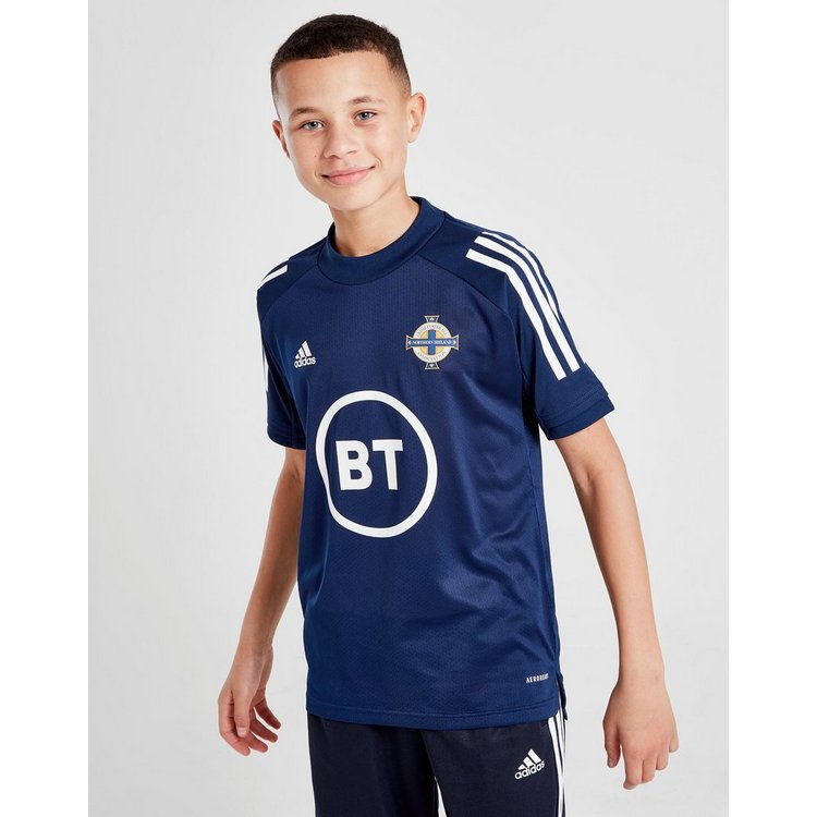 adidas Northern Ireland Condivo 20 Training Shirt Junior