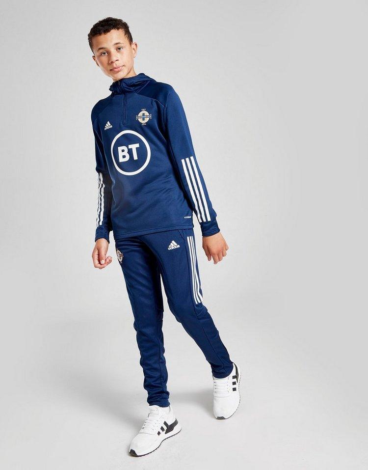 adidas Northern Ireland Condivo 20 Track Hoodie Junior