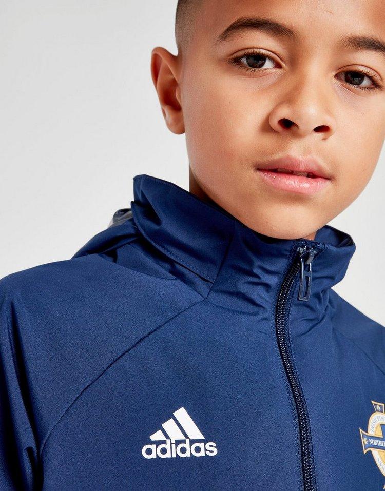 adidas Northern Ireland Condivo 20 All-Weather Jacket Jnr