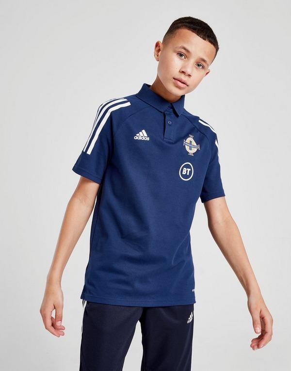 adidas Northern Ireland Condivo 20 Polo Shirt Junior