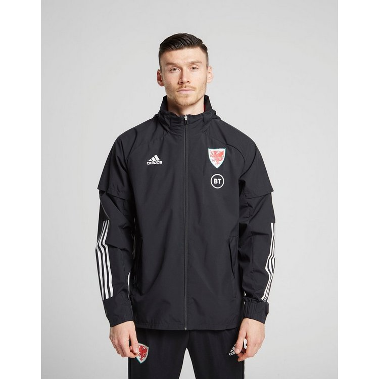 adidas Wales Condivo 20 All-Weather Jacket