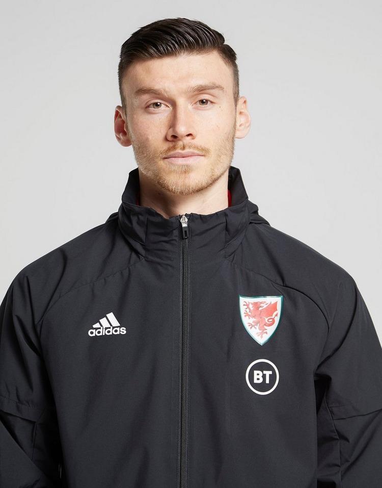 adidas chaqueta cortavientos selección de Gales Condivo 20