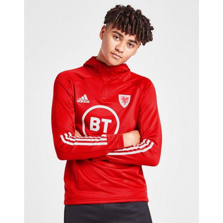 adidas Wales Condivo 20 Track Hoodie  Junior